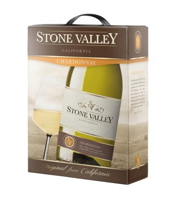 STONE VALLEY 2016 CALIFORNIA CHARDONNAY