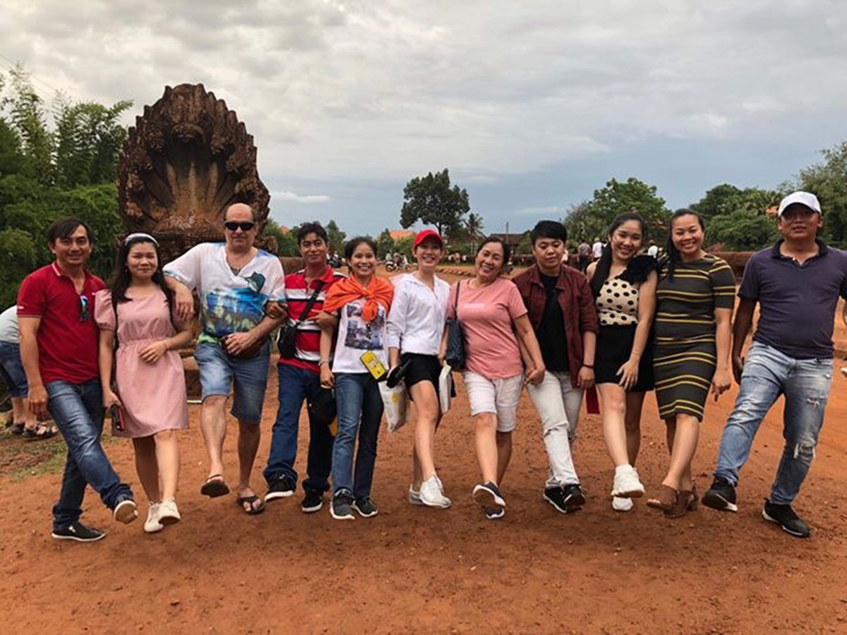 CAMBODIA TRIP - CASAWINES JULY 2019