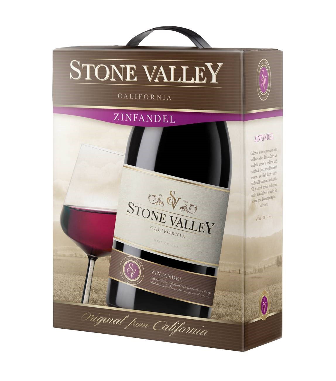 STONE VALLEY 3L